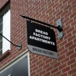 Bread Factory Sign